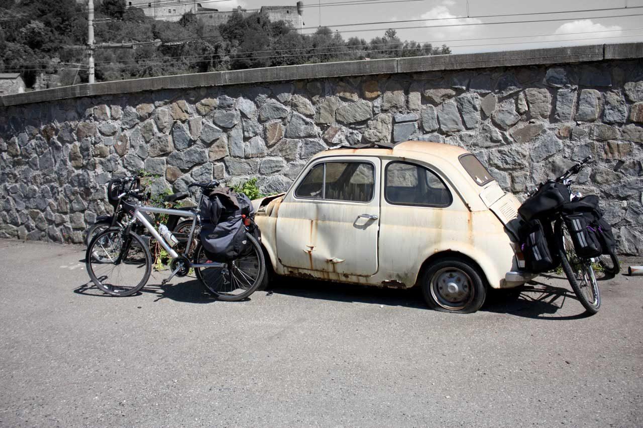 biccicleta e 500