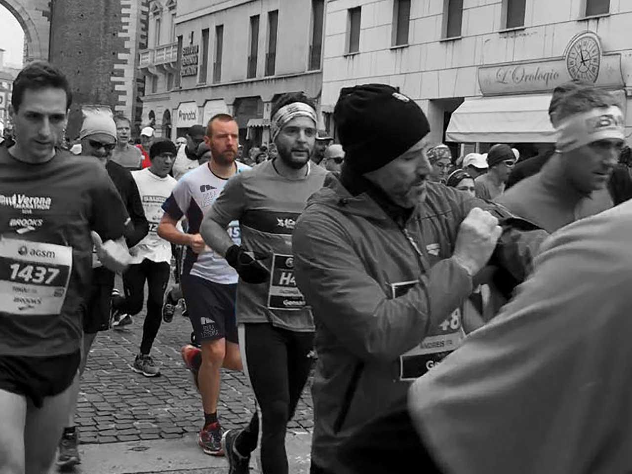 Roberto Verona Marathon